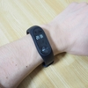 【レビュー】格安の活動量計 Xiaomi Mi Band2を購入してみた
