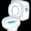 トイレで男が小便。小で流す?大で流す?どっちが正しい?という話