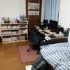 本棚3つに囲まれたオタク部屋を晒します