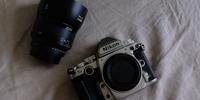 先週カメラをやめて、今週カメラをはじめた。