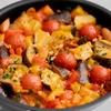 夏野菜とウインナーのパエリアのレシピ