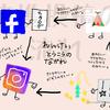 monomyとBASEとインスタグラムとフェイスブックページの連携を図解してみた。