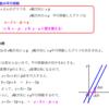 数Ⅰ 2次関数 関数の平行移動(操作は簡単、意味は深い)