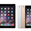 Apple Online Store、iPad Air 2とiPad mini 3の予約開始~ソフトバンクオンラインショップやビックカメラも