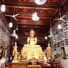 タイの寺院 ワットパクナム(Wat Paknam):本堂