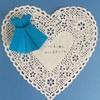 折り紙で折るドレス