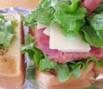 八ヶ岳ハムでサンドウィッチ-ピザ作り!材料-相性の良いトッピングは⁉男の料理は肉祭り!