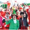 第4回 聖蹟サンタマラソン 2016年12月18日(日)
