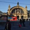 旅の楽しい予感~フランクフルト中央駅