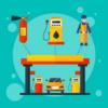 ガソリンスタンドのバイトの仕事内容!時給やメリット、辛い点について語る!