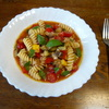 まだ続く、暑い季節におすすめ『夏野菜マリネ』で冷製パスタ①トマトソース