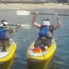 First Kayaking !