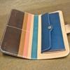 少し特殊なカラーオーダーメイドその3:カラーオーダーメイドのできる革小物シリーズ
