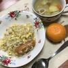 豆腐チャーハンとポトフ