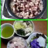 12月30日の晩御飯は『タコ飯』にしました。