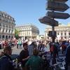 パリにきてデモに遭遇しました。2歳子連れパリ旅行④