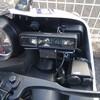 YZF-R15に電源と時計を付けてみた