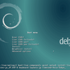 Debian LiveDVD の 日本語環境起動