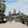 カンボジアのお土産・マーケットやアンコール遺跡めぐりの感想