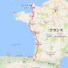 自転車フランス旅「目次」