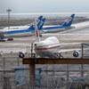 ひさびさの羽田空港
