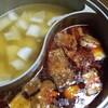 ●無印料理品の火鍋&タッカンマリ鍋