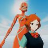 ジョジョのオリジナルスタンド作るぞ!!【VRoid&Unity】