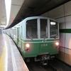 鉄道の日常風景131…20190825神戸市営地下鉄新神戸駅