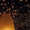 【2017年のイーペンランナーの予習に】タイのチェンマイで年に一度の祭り「ロイクラトン」に参加した話。もはや宇宙空間