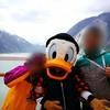 ディズニークルーズワンダー号で行くアラスカの旅10日間 その1