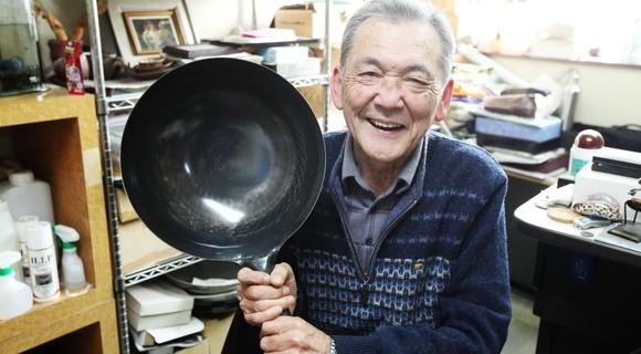 横浜中華街のプロに選ばれる中華鍋の専門メーカー「山田工業所」さんから教わったこと