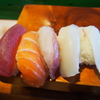 釧路名物寿司ランチの吉江寿司でランチ