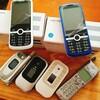 ブックオフで携帯電話の買い取りをしてもらう。