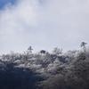 関西の冬「霧氷のテントライフ」…弥山