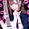 三ヶ月待ったピンクギターがついに届いたから名刺作ってヘッダー変えまし太郎