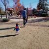 パパと公園の週末♡習い事について私達夫婦の考え