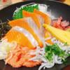 【仙台】泉パークタウンタピオの「源ちゃん食堂」で海鮮丼を食べる