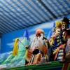 台南   廟の人形劇です