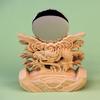 昇れ昇れグイグイ昇れ 竜彫神鏡の魅力は漢にはよくわかる