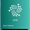 IOTA Wallet v1.0.2 インストール方法と初期設定