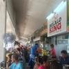 タガイタイでブラロ in Mahogany market