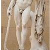 ケイローン3 / いて座のギリシャ神話4  多くの神々の子や英雄たちの養育に携わったケイローン.古代ギリシャローマ原典での記述が確認できたのは,養蜂の技術を発明したアリスタイオス.処女神アルテミスの入浴中の裸体を目撃してその怒りに触れて殺された狩人アクタイオーン.アルゴ船乗組員の指揮者として活躍したイアーソーン.酒と豊穣の神ディオニューソス.「イーリアス」の主人公でトロイア戦争の英雄アキレウス.そして,ギリシア神話の英雄で医術の神アスクレーピオス.