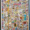商店街の地図