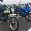Ninjaで日本一周 EP 29 旅人たちの雨宿り