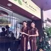 オープンしたての「at ease(アットイーズ)」シーロム店でヘッドマッサージ【at ease Silom 3 MASSAGE & SPA】