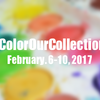 今年の #ColorOurCollections Weekは2月6日〜10日