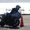 神奈川県警察 第二交通機動隊 白バイ安全運転競技大会 2016