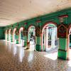 タイルが可愛い「スリ・タンディ・ユッタ・パニ寺院」ホーチミン