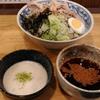 【池袋】肉そばと楽しいお酒 シャンボール:肉そば+とろろ(1000円)