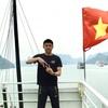 年越しベトナムの旅、世界遺産ハロン湾クルーズ。